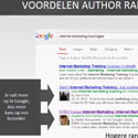 internet-marketing-nederland-google+-author-ranking