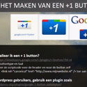 internet-marketing-nederland-google+-knop